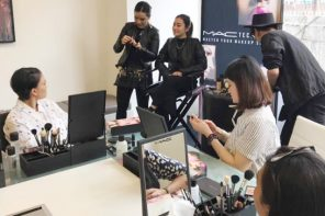 Kelas Makeup | Mac Technique for Beauty Basic & Grooming Basics for Men – Coach, Pavilion Kuala Lumpur
