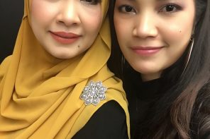 Makeup Artist KL  | Today's Makeup for Kak Effa